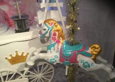 Carousel Horse hire from £25