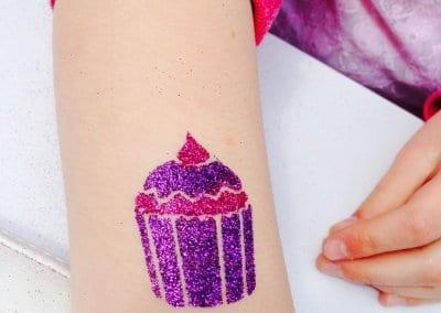Glitter Tattoos £20