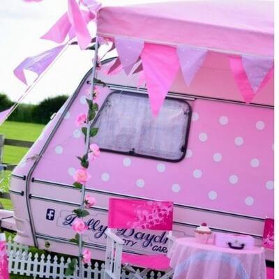 Party Caravan Hire